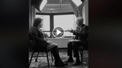 """""""La única forma de cambiar el mundo es con compromiso civil"""": dice Sonia Sotomayor a Jorge Ramos"""