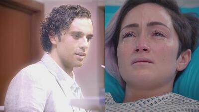 'Mi marido tiene más familia' - Daniela está destrozada por la muerte de Gabriel  - Escena del día