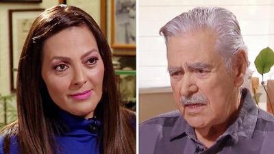 """Don Eric y Verónica del Castillo en entrevista exclusiva para """"Aquí y Ahora"""""""