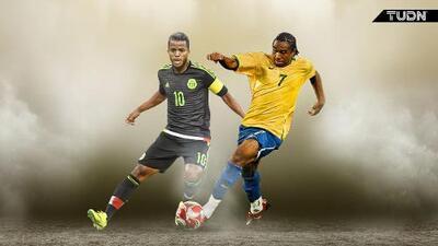 México domina a Brasil históricamente en Mundiales Sub-17