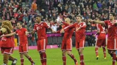 El Bayern Múnichde Guardiola bate récord de partidos invicto en Bundesliga