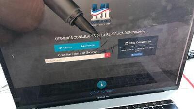 Consulados de República Dominicana anuncian nuevas opciones para hacer trámites en internet