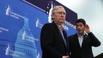 Por qué con Trump los republicanos dejaron de ser los 'duros' de la disciplina fiscal que tanto defendían bajo Obama