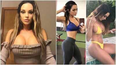 Diva del fitness y popular modelo, Nienna Jade conquista las redes sociales