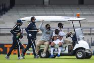 ¡Un mes fuera! Se confirmó lesión de Juan Ignacio Dinenno