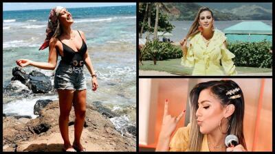 Los encantadores y vanguardistas looks de verano de Jessi Rodríguez