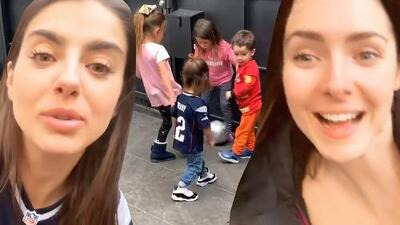Los hijos de Ariadne Díaz y Michelle Renaud demuestran su talento y presentan su show