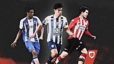 Lesiones de Diego Reyes y Van Ginkel impulsaron llegada de Erick Gutiérrez al PSV