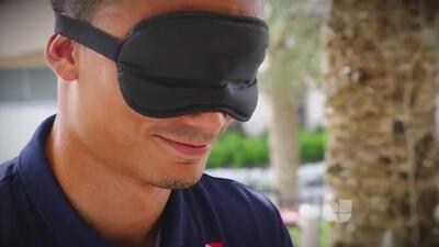 Con los ojos vendados, piloto de la F1 intenta adivinar las pistas de los principales circuitos