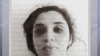 Demacrada y con el ojo derecho morado: así luce una supuesta fotografía de Emma Coronel filtrada en redes sociales