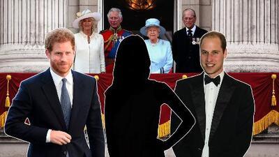 Esto es lo que sabemos de Laura Lopes, la hermanastra de los príncipes William y Harry