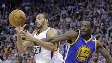 Gobert y Antetokounmpo lideran Equipo Defensivo del año en la NBA