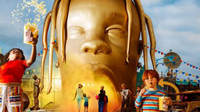 Travis Scott releases 'Astroworld'