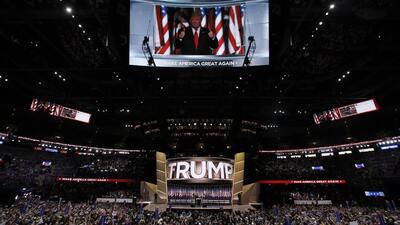 EN VIVO: Donald Trump acepta ser candidato a presidente por el Partido Republicano