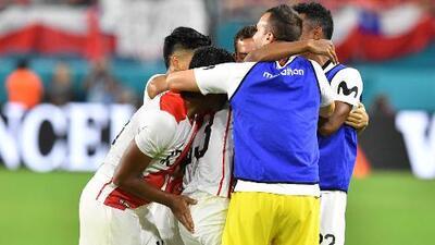Jugadores peruanos resaltan el trabajo y la unidad de grupo como factores de buen rendimiento