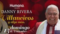 """Danny Rivera regresa con el concierto navideño """"Villancicos y algo más"""""""