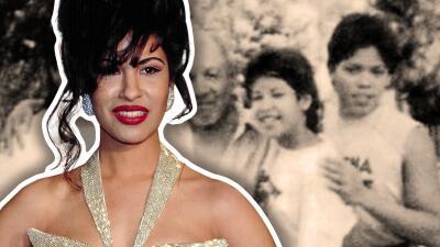 Revelan fotografía inédita de Selena donde luce irreconocible