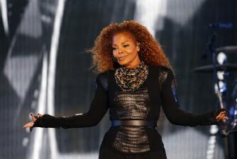 Janet Jackson está embarazada a sus casi 50 años