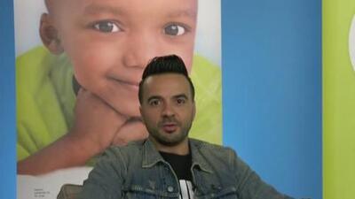 Luis Fonsi y su faceta más humana: Así ayuda a niños con cáncer en el St. Jude Hospital
