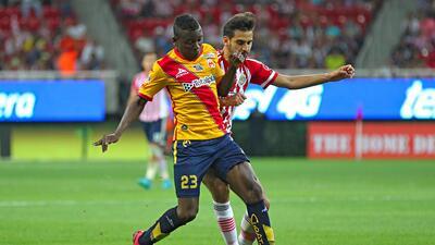 """Jefferson Cuero: """"Osorio me hizo un jugador rápido"""""""