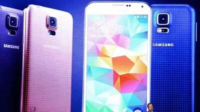 Samsung vende en un mes 11 millones del Galaxy S5