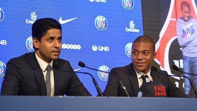"""¿Será cierto? Presidente del PSG afirma que """"Mbappé va a seguir en el PSG al 200%"""""""