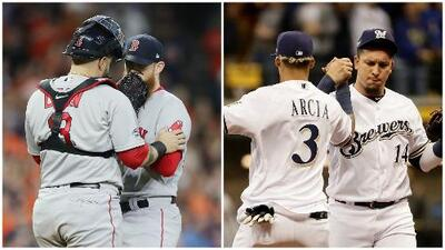 El calendario de la Serie Mundial entre Red Sox vs. Dodgers