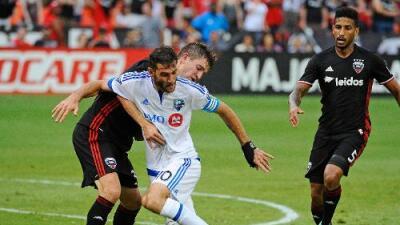 Hernán Bernardello regresa a Montréal Impact y rescata el empate en visita a DC United