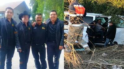 Luego del accidente que sufrieron el pasado 5 de abril, hay luto en el grupo de Miguel y Miguel