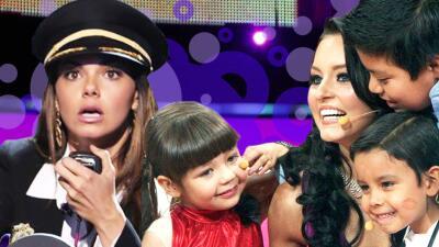 'Teresa', 'Lety Padilla' y hasta 'La Piloto' sacudieron el escenario de Pequeños Gigantes