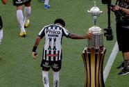 Marinho, del Santos, tocó la Copa Libertadores antes de jugar la Final