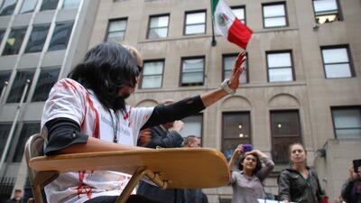Cambio de mando en el Consulado de México en Nueva York