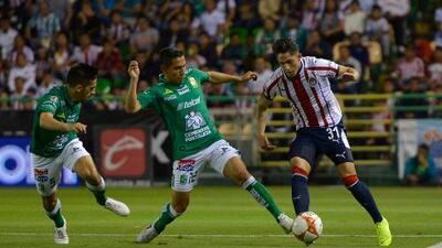 Cómo ver Chivas vs. León en vivo, por la Liga MX 27 Abril 2019