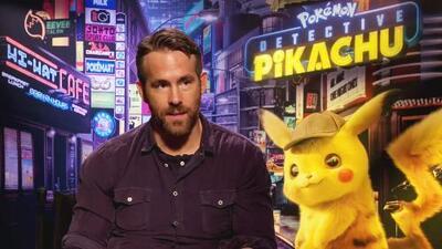 ¿Qué tienen en común Ryan Reynolds y Pikachu? El actor cuenta su inusual experiencia al darle voz a este personaje