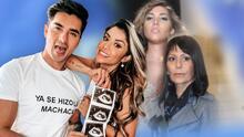 Lejos del escándalo de Frida Sofía, su ex Christian Estrada y Ferka celebran que tendrán un niño