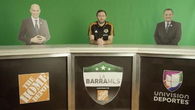 Regresa La Barra MLS, ¿ya viste quienes serán los nuevos presentadores de Univision Deportes?