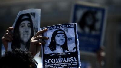 Aumenta el misterio: encuentran restos humanos en el Vaticano cuando buscaban el cuerpo de una joven desaparecida