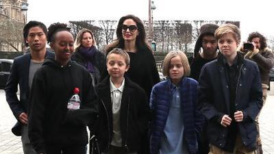 La poderosa razón de Angelina Jolie para no obligar a sus hijas a usar vestidos y maquillaje