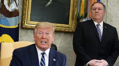 Trump habría ordenado un bombardeo contra radares y misiles de Irán, pero lo suspendió abruptamente