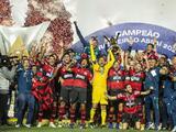 Flamengo es bicampeón del Campeonato Brasileño y empata en títulos al Santos