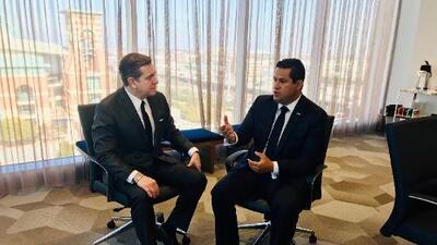 Gobernador de Guanajuato visita Houston para tratar de resolver problema de gasolina en su estado