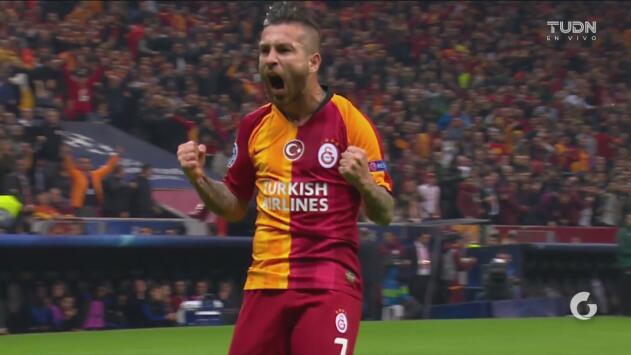 ¡Recepción magistral que detona el gol! Adem Buyuk se luce con su anotación