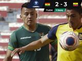 Ecuador gana como visitante a Bolivia en las eliminatorias  de Conmebol