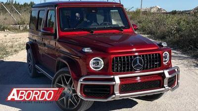 Primer Vistazo: Mercedes-AMG G63 2019 | A Bordo