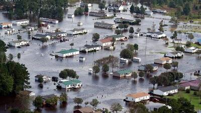 Las inundaciones arrasan las Carolinas tras Florence mientras la cifra de muertos no deja de crecer