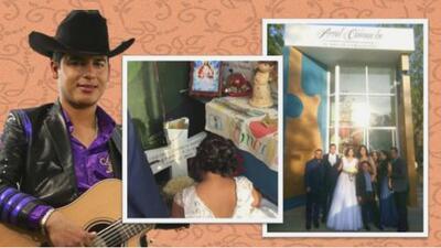 La hermana de Ariel Camacho terminó en el panteón después de casarse (y te contamos por qué)