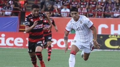Cómo ver Chivas vs. Club Tijuana en vivo, por la Liga MX 30 de Octubre 2019