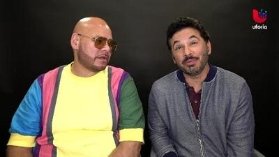 Fat Joe and Al Madrigal open up about going to 'Night School'
