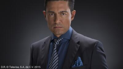 Fernando Colunga siempre ha sido un galanazo de las telenovelas