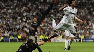 "Crouch sobre Marcelo: ""Nunca quise patear tan fuerte a alguien"""